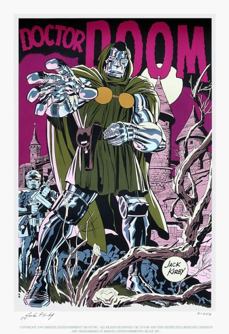 This, dammit, is DOOM!