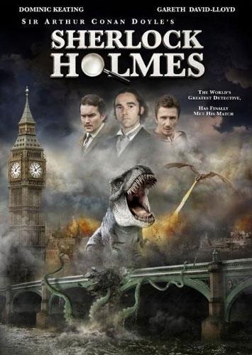 Gettin' all Sherlock Holmes on ya (1/3)