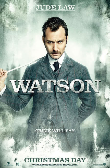 Gettin' all Sherlock Holmes on ya (2/3)