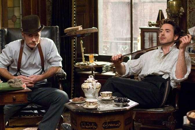 Gettin' all Sherlock Holmes on ya (3/3)