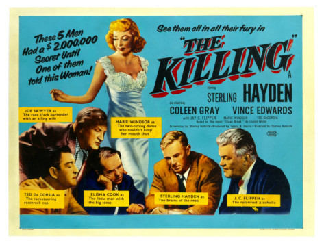 The Stanley Kubrick Project The Killing 1956 Yes I Know