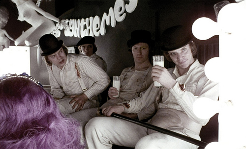 The Stanley Kubrick Project: A Clockwork Orange (1971) (3/6)