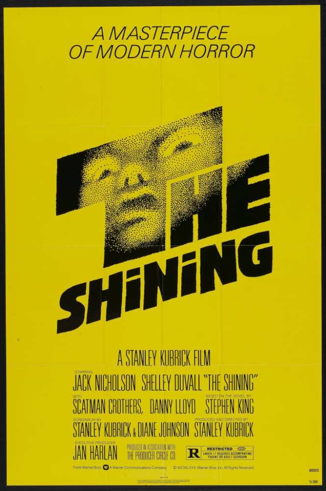 The Stanley Kubrick Project: The Shining (1980) (1/6)