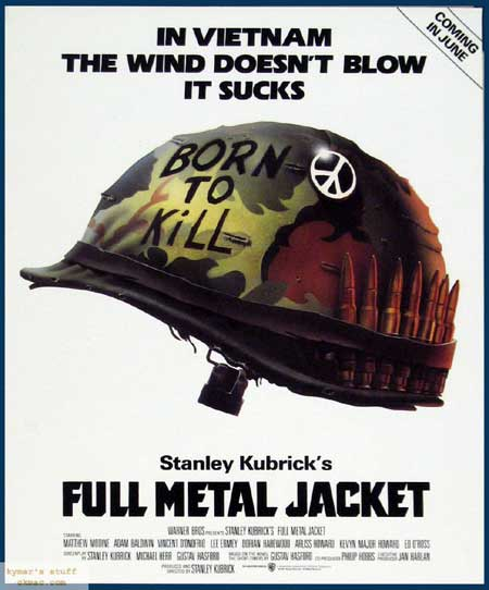 The Stanley Kubrick Project: Full Metal Jacket (1/5)