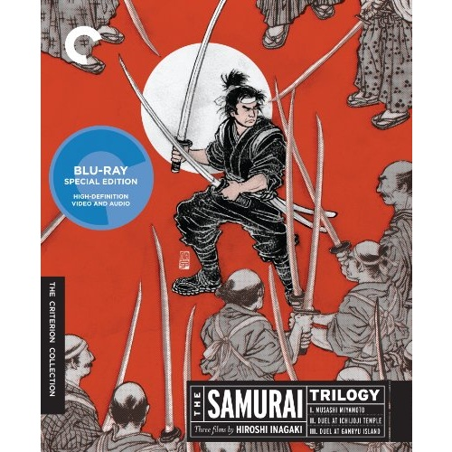 The Samurai Trilogy (1954-56) (1/6)