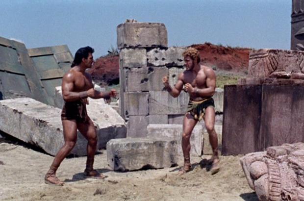 Hercules, Samson, and Ulysses (1963) (3/6)