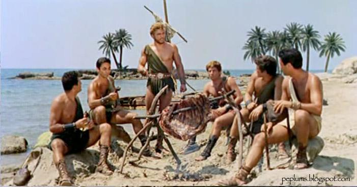 Hercules, Samson, and Ulysses (1963) (2/6)