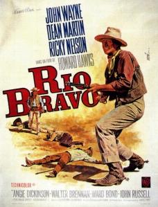 Poster - Rio Bravo_01