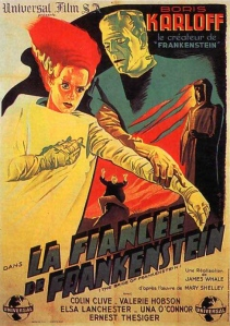 Poster - Bride of Frankenstein, The_07