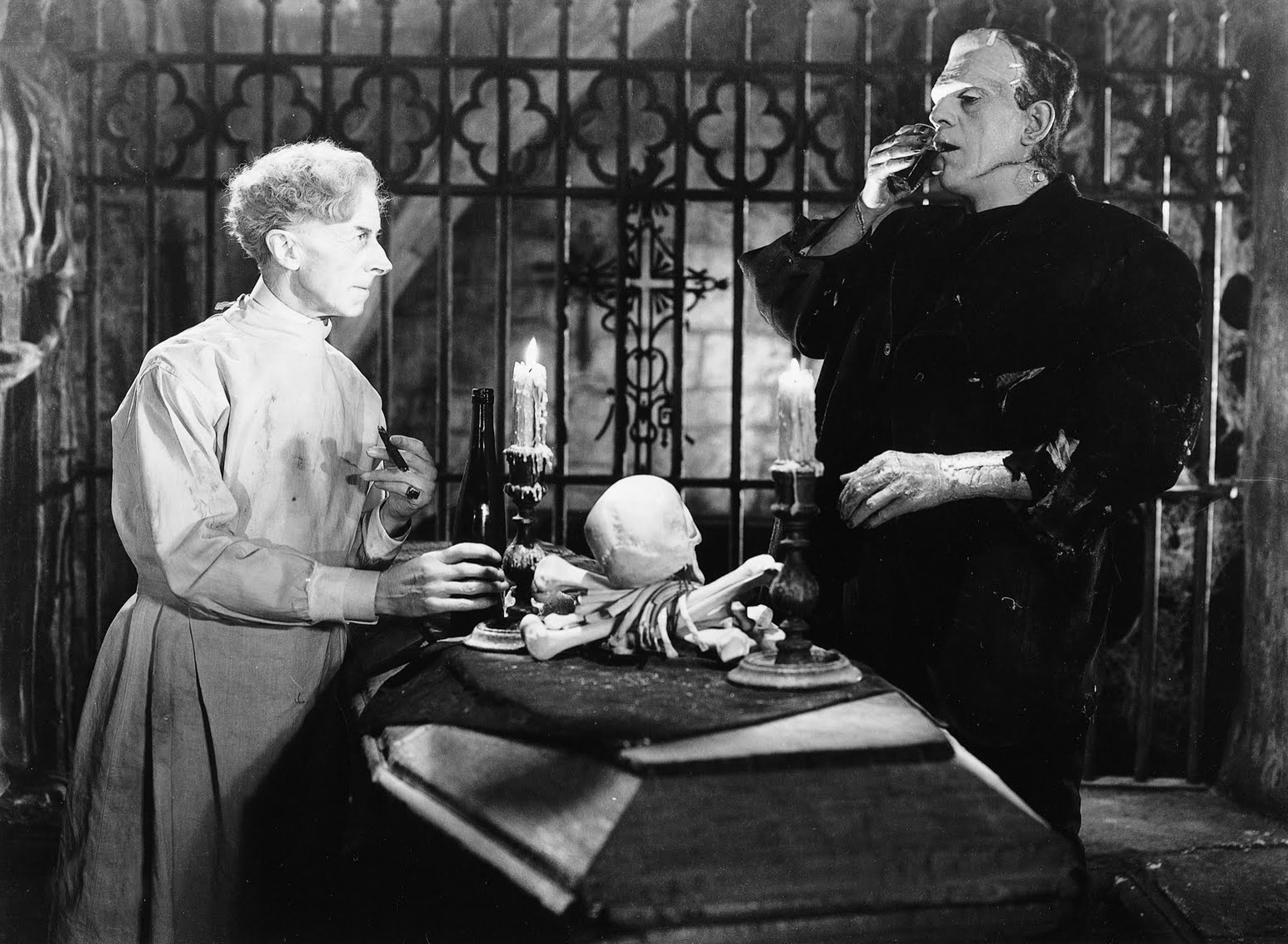 frankenstein creating a human A new book about the cultural evolution of frankenstein explains how the  the  idea of a human being as merely a mechanical assortment of.