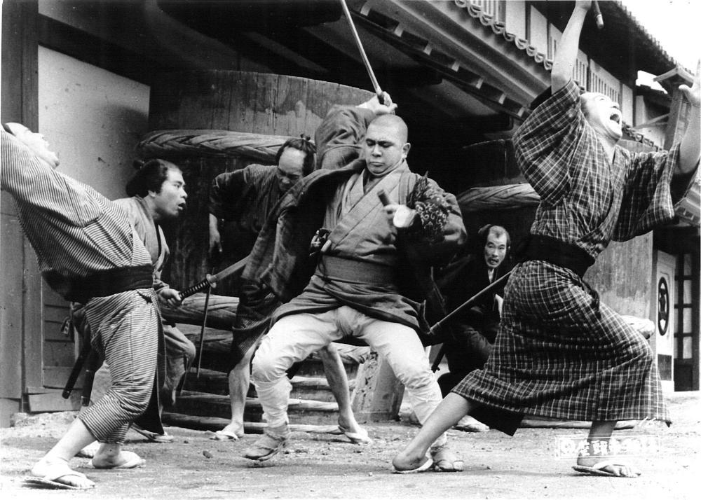 The Zatoichi Box, Part One (3/6)