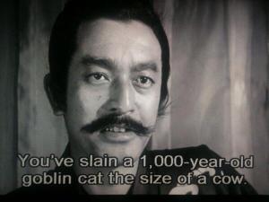 goblin cat