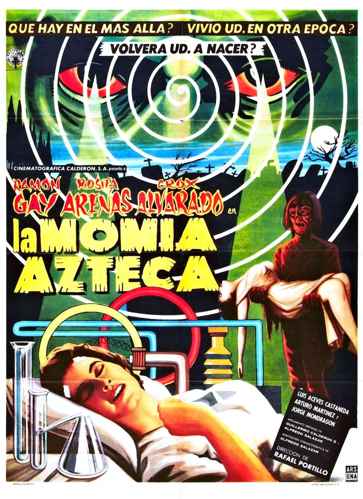A: Attack of the Aztec Mummy (1957) (2/5)