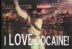 love cocaine