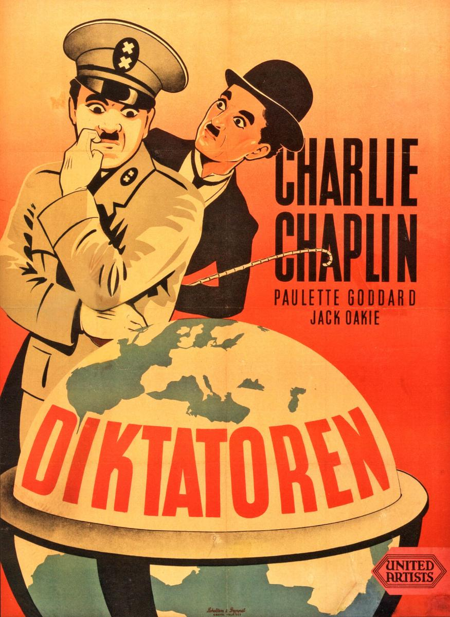 is the great dictator a holocaust It mixes snippets from charlie chaplin's the great dictator, old newsreel footage,   in china, hitler isn't known for the holocaust, but rather for.
