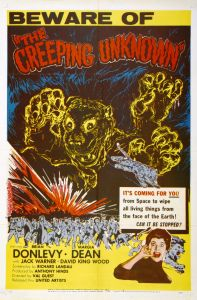 The Quatermass Xperiment _aka Shock_ aka The Creeping Unknown_ _1955_ UK_