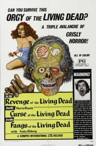 ORGY OF THE LIVING DEAD