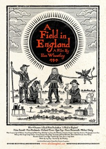 A FIELD IN ENGLAND POSTER A3-1
