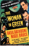 The_Woman_in_Green_-_1945_-_Poster