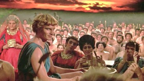 Satyricon banquet