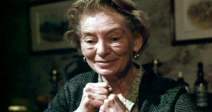 How can such a sweet old lady be so utterly frightening?
