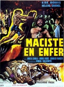Maciste in Hell. Again.