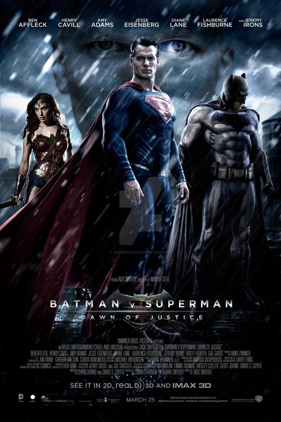batman v superman dawn of justice movie poster batman v superman