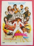 The Cannonball Run Thai Movie Poster 1981 RogerMoore
